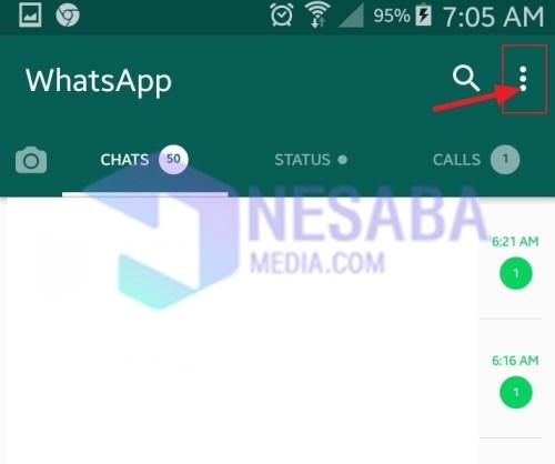 cara mengganti foto profil whatsapp dengan mudah