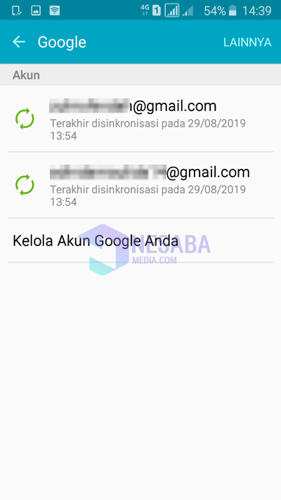 tutorial cara menggunakan Android Device Manager