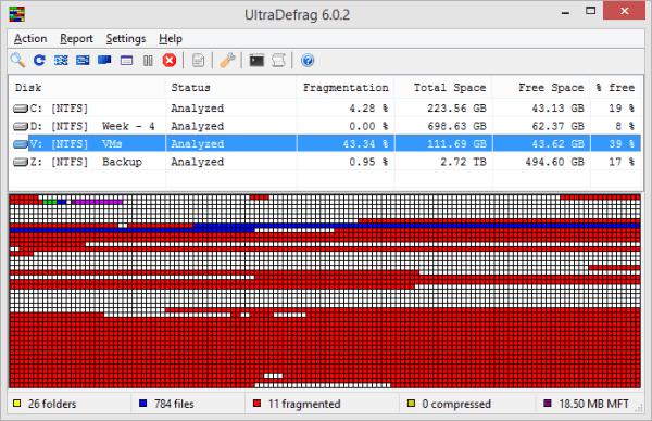 Download UltraDefrag Terbaru