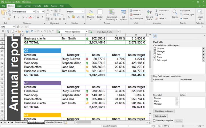 aplikasi pengolah kata SoftMaker FreeOffice