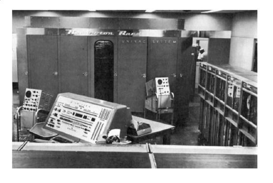 Ciri-Ciri Komputer Generasi Pertama