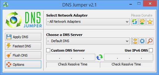 Download DNS Jumper Terbaru
