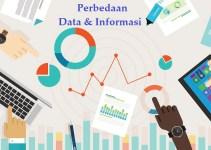 Perbedaan Data dan Informasi