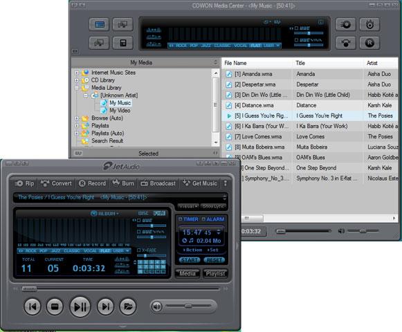 Download the Latest JetAudio
