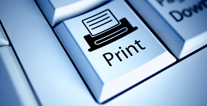Cara Print Bolak-Balik