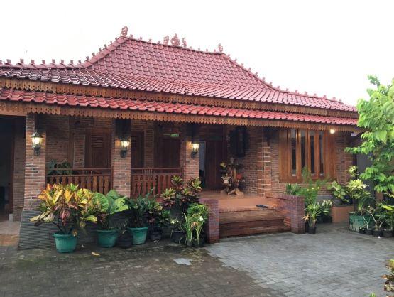 Rumah Limasan Yogyakarta