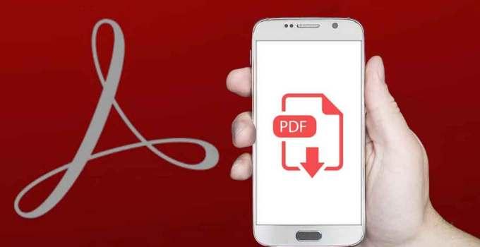 Cara Edit PDF di Android