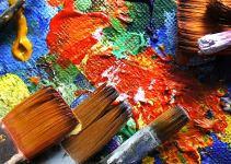 Contoh Seni Rupa 2 Dimensi dan 3 Dimensi
