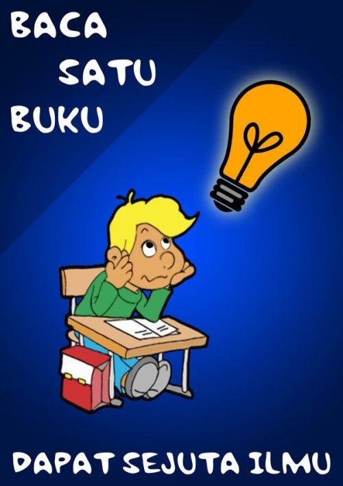 Contoh Gambar Poster tentang Pendidikan