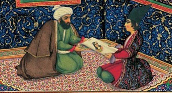 Scheherezade & Raja Shahryar