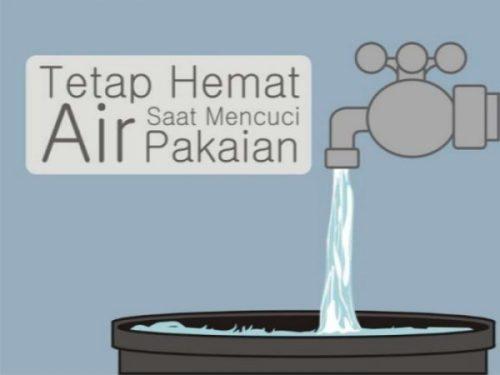 Contoh Gambar Poster tentang Air