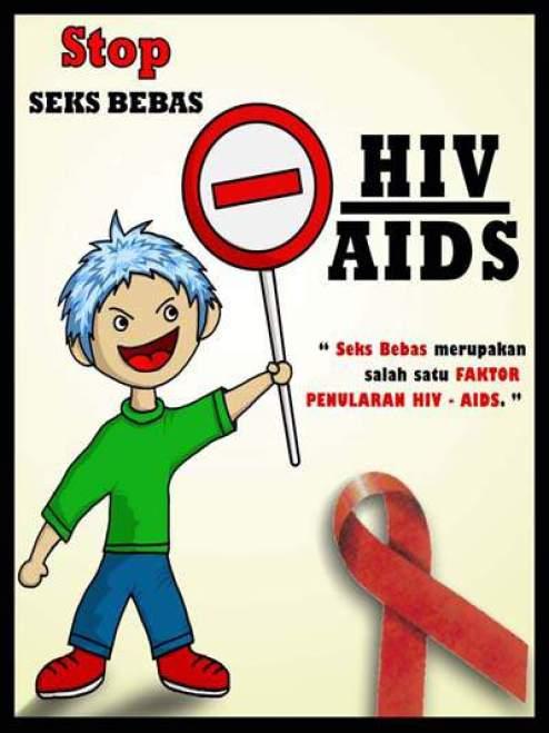 Gambar Poster tentang Pencegahan Penyakit Seksual