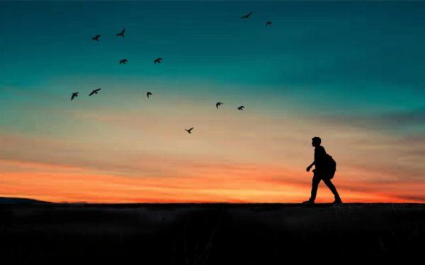 Contoh Hikayat tentang Pengembara yang Lapar
