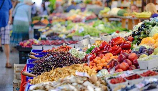 Jenis-Jenis Pasar Berdasarkan Wilayah