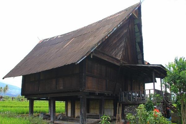 Rumah Adat Sumatera Selatan dan Ciri Khasnya