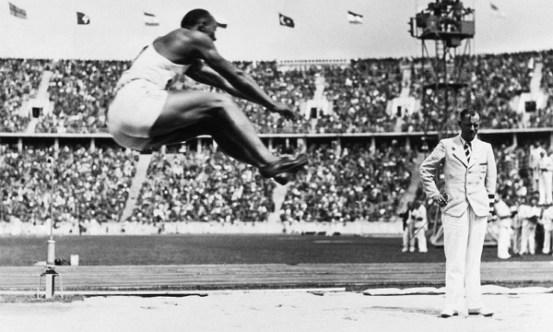 Sejarah Lompat Jauh