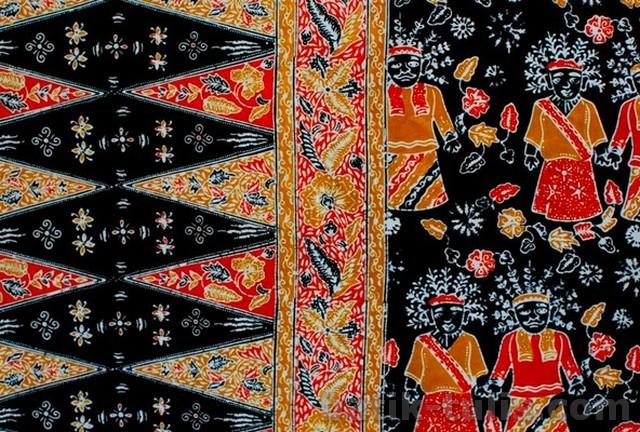 Jenis-Jenis Batik Betawi