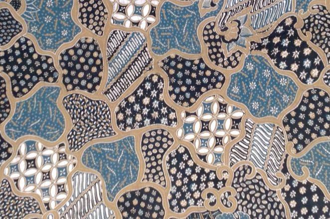 Batik Sekar jagad Yogyakarta