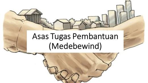 Asas Otonomi Daerah Medebewind