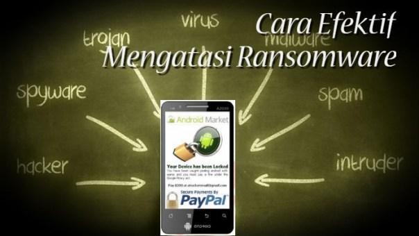 Apa itu Ransomware? Cara Mengatasi Ransomware