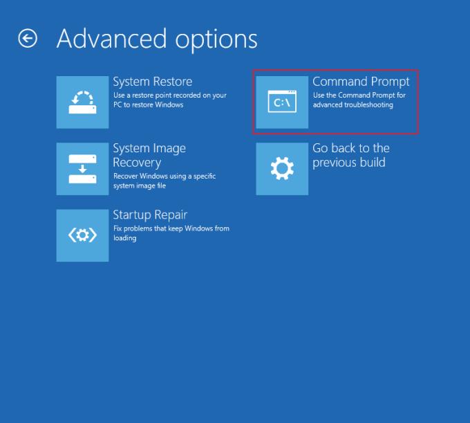 cara mengatasi windows error recovery dengan cmd