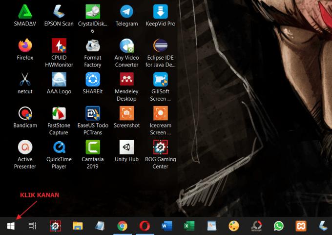 Menggunakan RDP di Windows PC A - 3