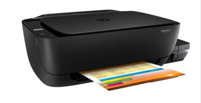 Pengertian Printer Deskjet