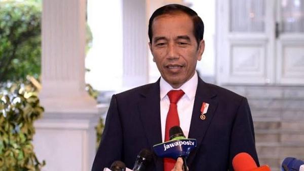 Urutan Presiden Indonesia - Jokowi