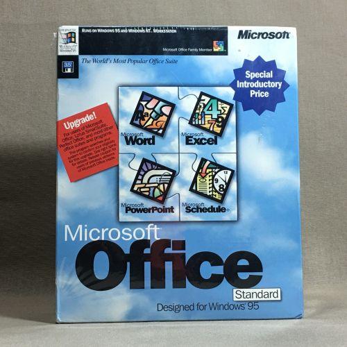 Microsoft Office 95