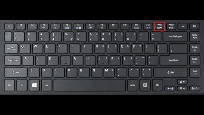 2. Cara Screenshot di Windows 10