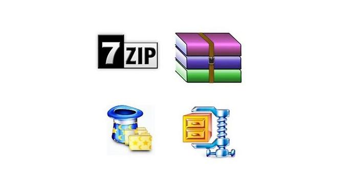 Aplikasi Kompres File untuk PC atau Laptop