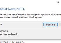 Cara Mengatasi Windows Cannot Access