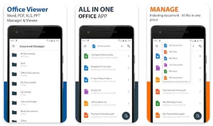 Aplikasi Untuk Presentasi Android