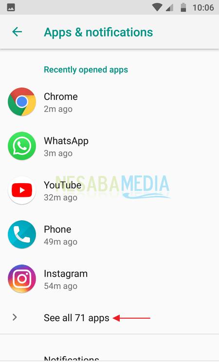 Cara Mengatasi Error RH-01 di Google Playstore Android