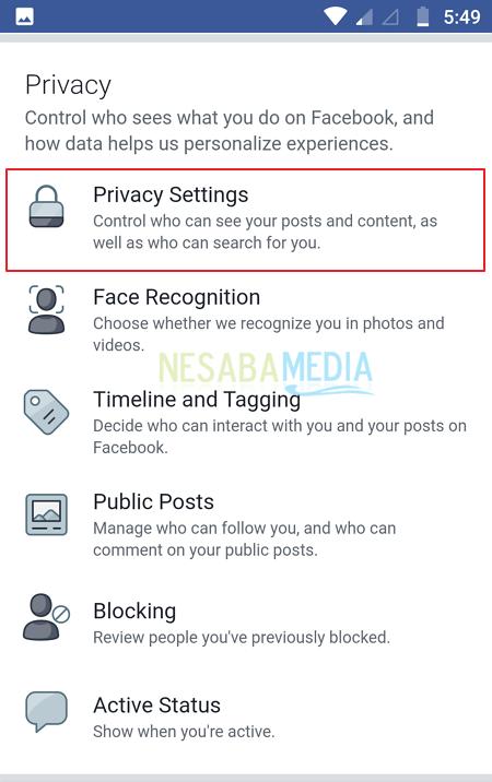 cara menghilangkan tombol add friend di facebook lewat android