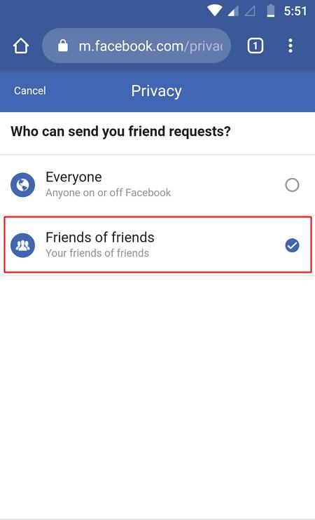 Menghilangkan Tombol Add Friend di Facebook 5