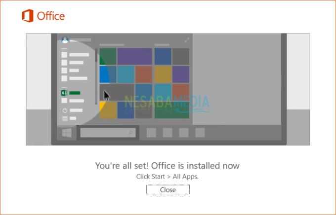 Install Microsoft Office 2019 - Part 4
