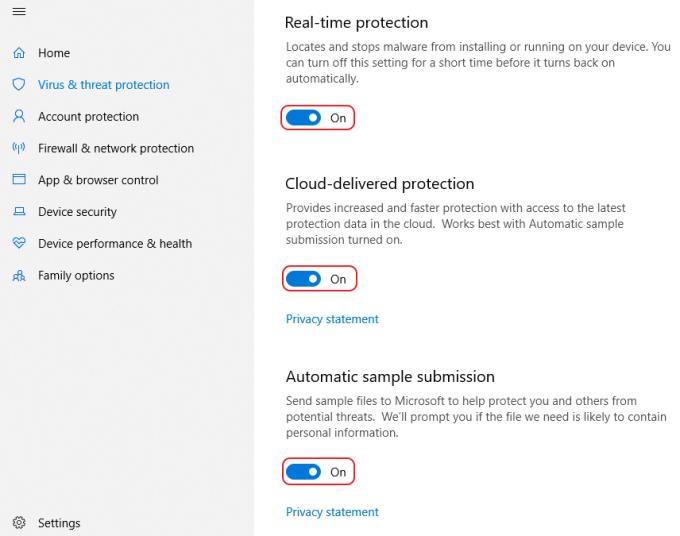 Mengatasi Windows Defender Tidak Bisa Dimatikan 5