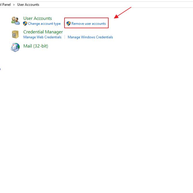 Cara Menghapus Akun Microsoft di Windows 10