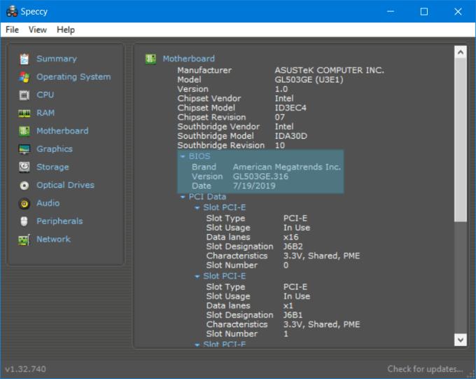 Cara Cek Versi BIOS di Laptop 5