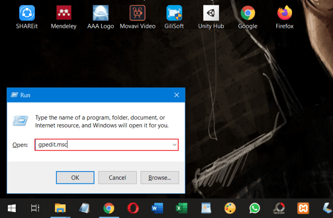 Mengatasi Windows Defender Turned Off by Group Policy 5