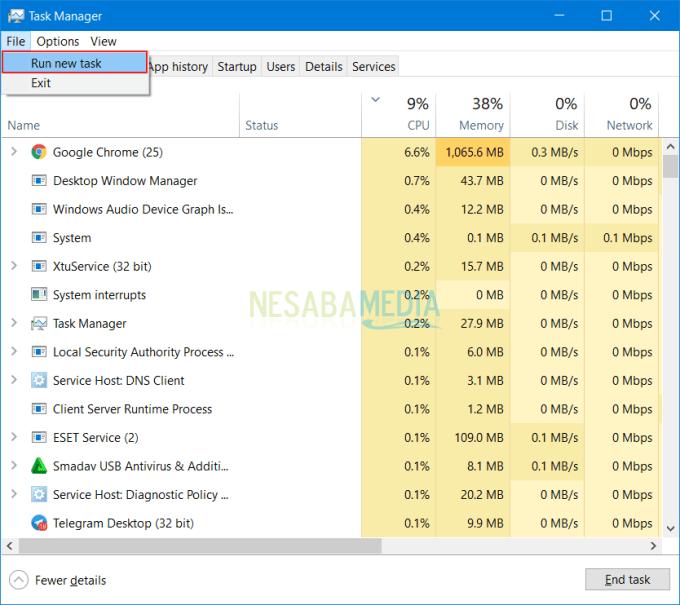 Cara Mengatasi Windows Explorer Terbuka Sendiri di Windows 10
