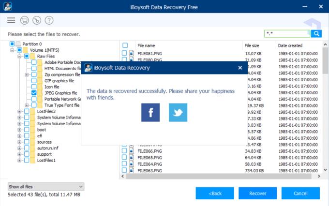 Menggunakan iBoysoft Data Recovery 6