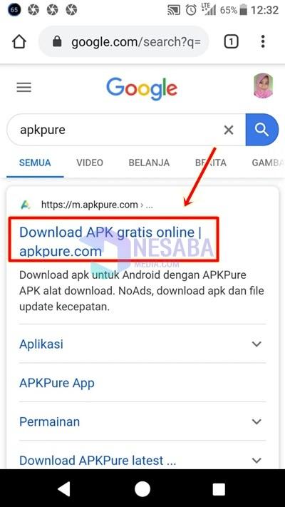 cara memperbarui browser bawaan android terbaru