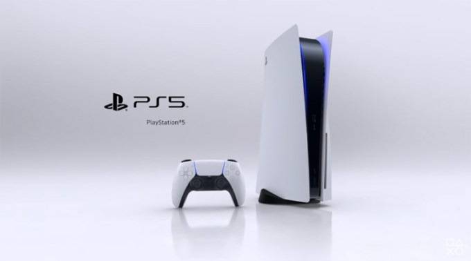 Desain Playstation 5