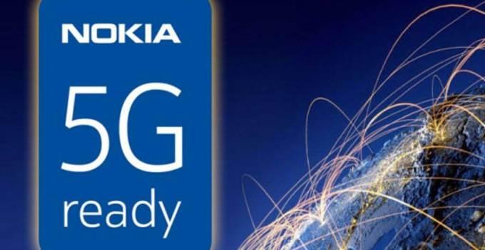 teknologi 5G nokia