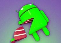 Nama Makanan Penutup Android 11 Red Velvet Cake