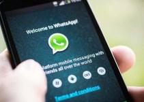 Aplikasi Whatsapp Android
