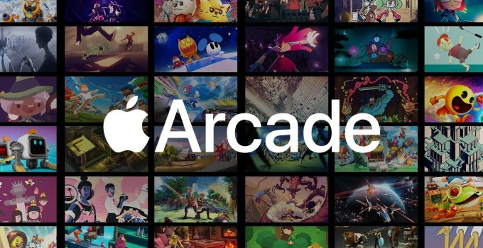 apple arcade gaming platform subscription