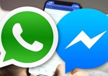 Facebook Messenger dan Whatsapp Cross Platform